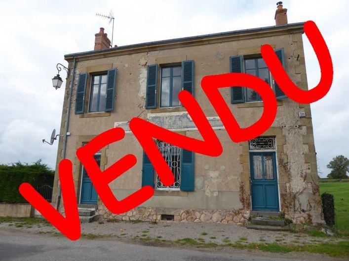 A vendre Louroux Bourbonnais 63001545 Auvergne properties