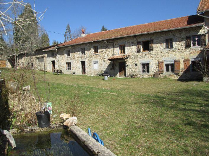 A vendre Saint Victor Montvianeix 63001677 Auvergne properties