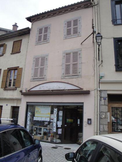 A vendre Ambert 63001683 Auvergne properties