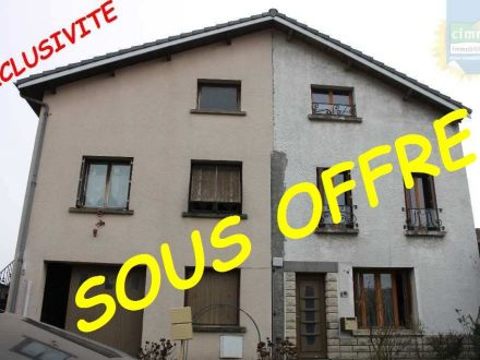 A vendre Chappes 6300412 Cimm immobilier