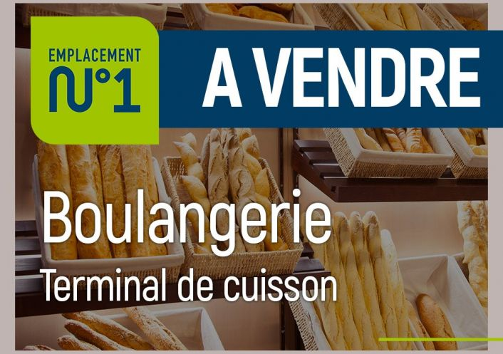 A vendre Boulangerie   pâtisserie Issoire | Réf 630072847 - Emplacement numéro 1