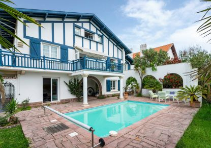 A vendre Maison Biarritz | Réf 64010109101 - Agence first