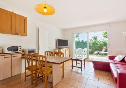 A vendre Appartement en rez de jardin Biarritz   Réf 6401038 - G20 immobilier