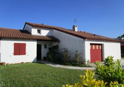 A vendre Ustaritz 6401411326 G20 immobilier