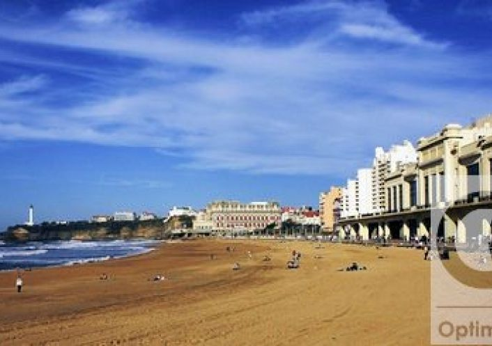 A vendre Biarritz 640221522 Optimis group