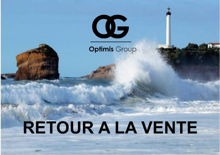 A vendre Anglet 640222939 Optimis group