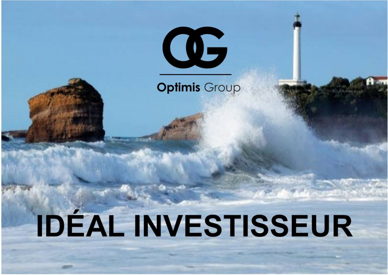 A vendre Biarritz 640224202 Optimis group