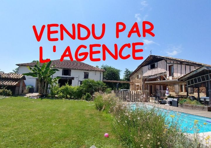 A vendre Maison Orthez | Réf 64026197 - Hélène immo