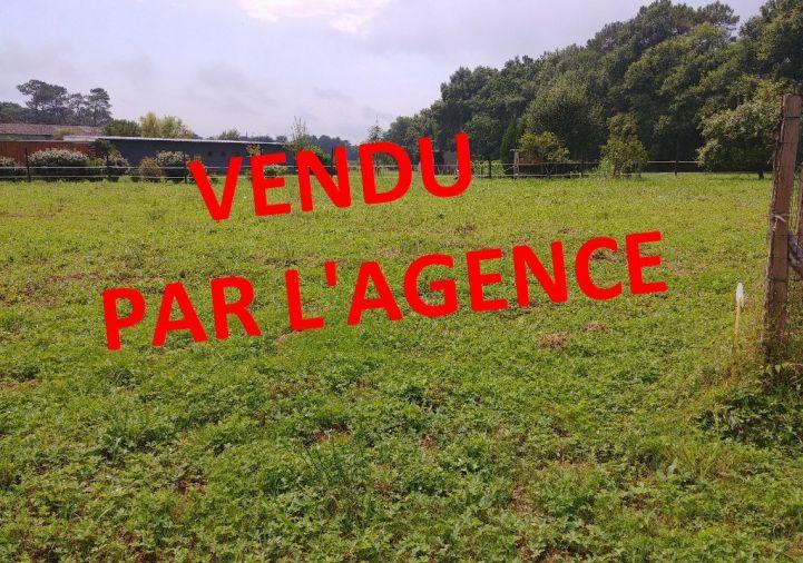 A vendre Terrain Habas | Réf 64026205 - Hélène immo
