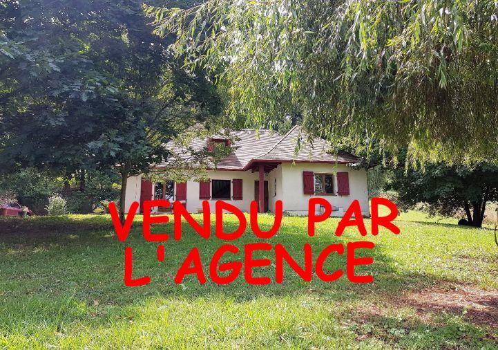 A vendre Maison Salies De Bearn   Réf 64026247 - Hélène immo