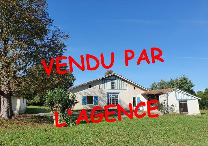 A vendre Maison Habas | Réf 64026283 - Hélène immo
