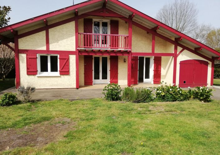 A vendre Maison Saint Vincent De Tyrosse | R�f 64027140 - Agence kety's immo