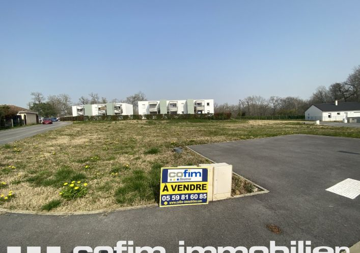 A vendre Terrain Mourenx | Réf 6403279115 - Cofim