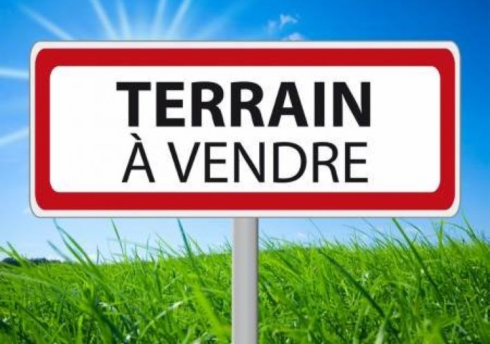 A vendre Terrain Mazerolles   Réf 6403479198 - Cofim