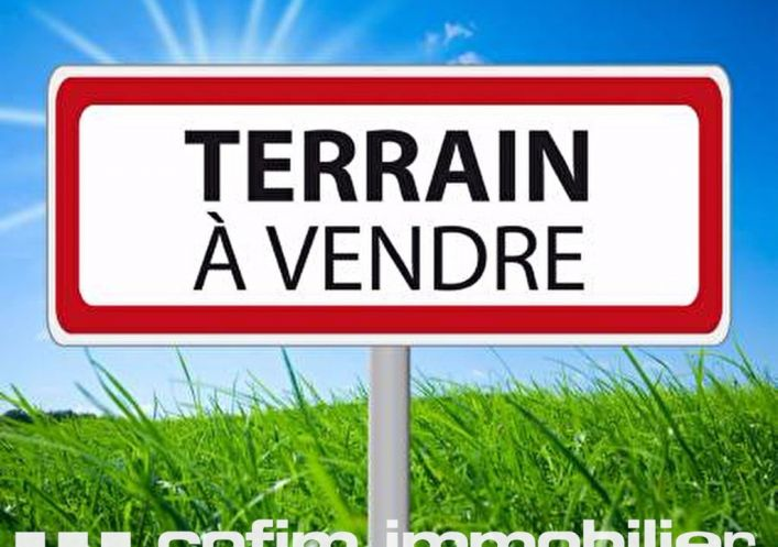 A vendre Terrain constructible Buros   Réf 6403480166 - Cofim