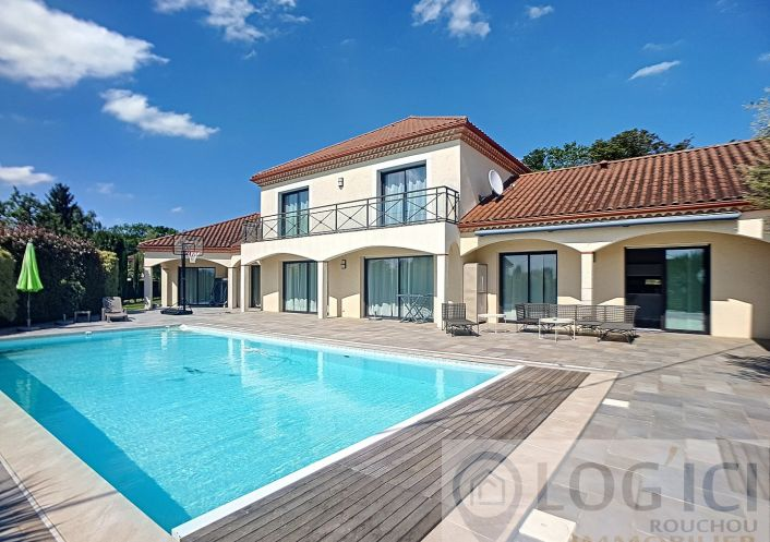 A vendre Maison contemporaine Buros | Réf 640414439 - Log'ici morlaas