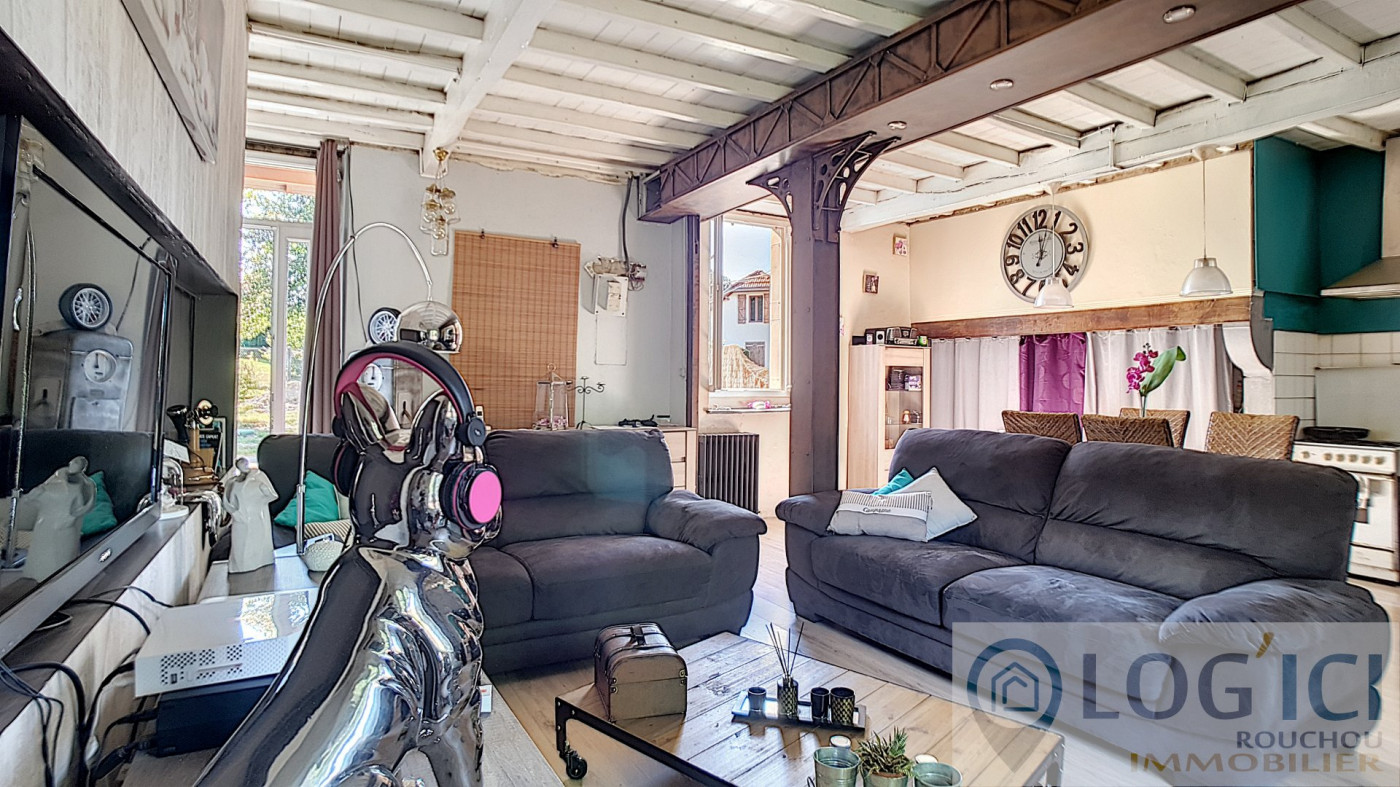 A vendre Ousse 640421340 Log'ici immobilier