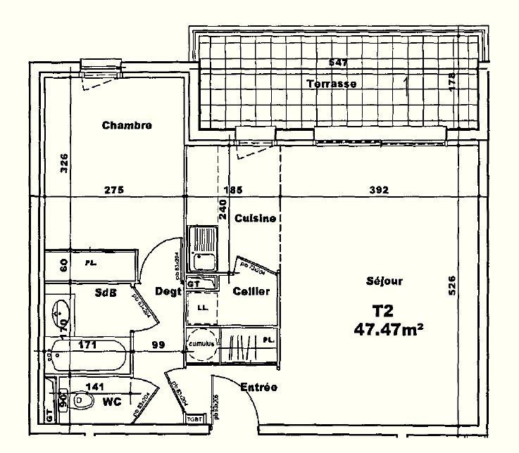appartement-T2-saint paul les dax,40-photo2