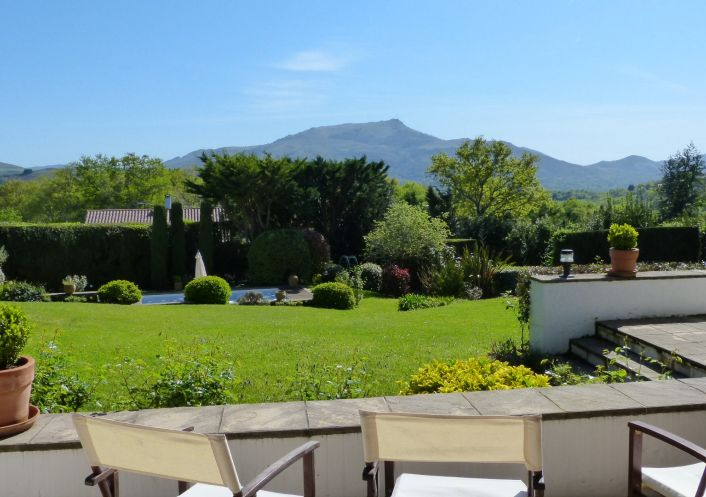 A vendre Maison Saint Pee Sur Nivelle | R�f 640461 - Agence du socoa