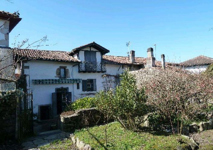 A vendre Maison de village Sare | R�f 640464108 - Agence du socoa