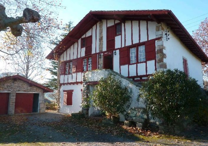 A vendre Maison Urrugne | R�f 640464393 - Agence du socoa