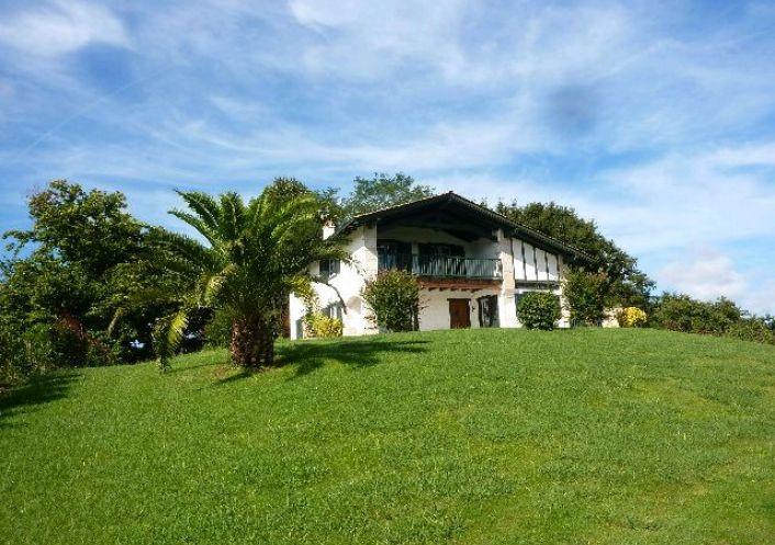 A vendre Maison Ascain | R�f 640464404 - Agence du socoa