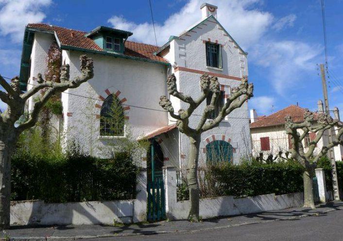 A vendre Maison Saint Jean De Luz | R�f 640464785 - Agence du socoa