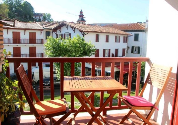 A vendre Appartement Ciboure | R�f 640464821 - Agence du socoa