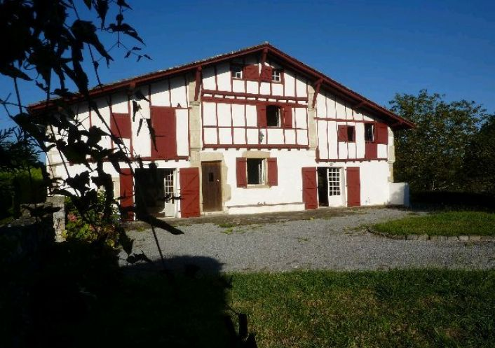 A vendre Maison Bayonne | R�f 640464971 - Agence du socoa