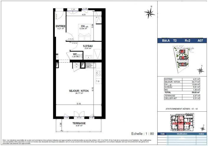 A vendre Appartement Urrugne | R�f 6404666718 - Agence du socoa