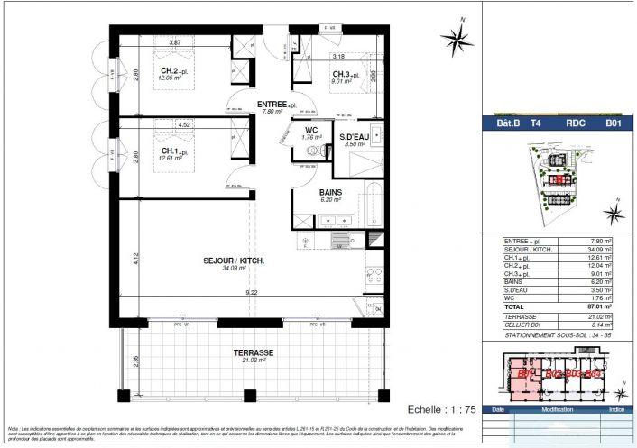 A vendre Appartement Urrugne | R�f 6404666720 - Agence du socoa