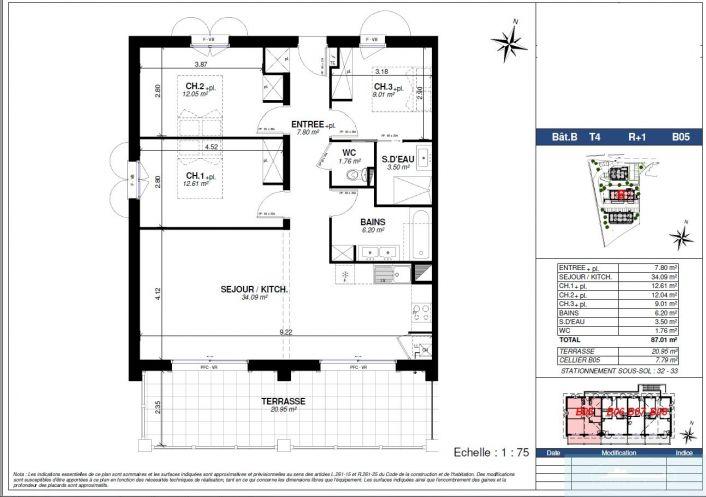 A vendre Appartement Urrugne | R�f 6404666748 - Agence du socoa