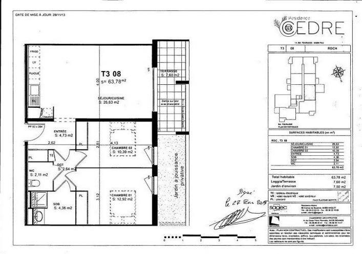 A louer Appartement Pau | Réf 6405078978 - Cofim