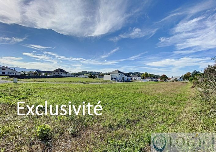 A vendre Terrain Nay | Réf 640544113 - Log'ici immobilier