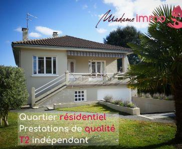 A vendre Lourdes  65003483 Madame immo