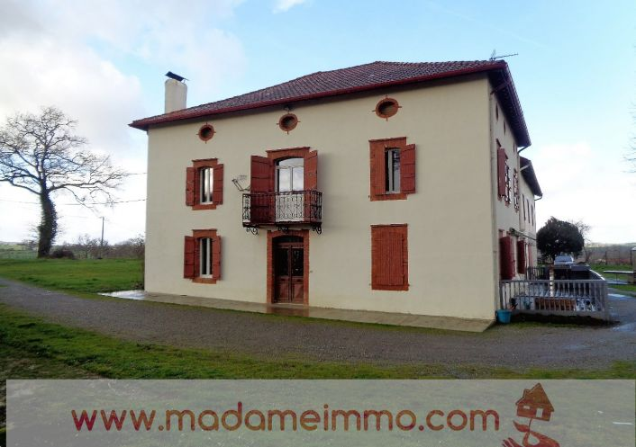 A vendre Saint Palais 650041175 Madame immo