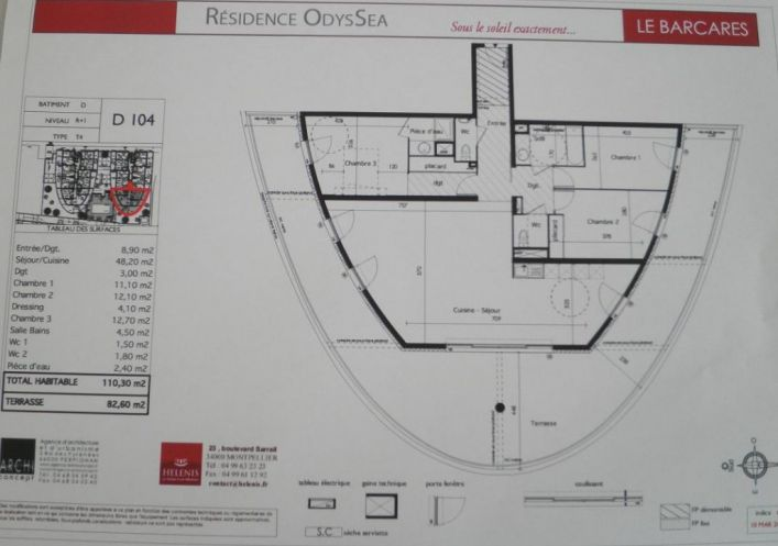 A vendre Le Barcares 66029982 Barcares immobilier