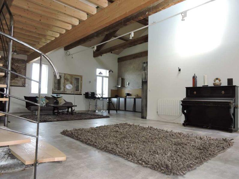 Vente loft atelier surface perpignan 66000 3 pieces 2 for Achat appartement loft