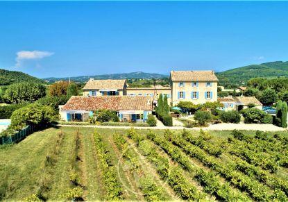 A vendre Domaine Vaison La Romaine | R�f 660302775 - Les professionnels de l'immobilier