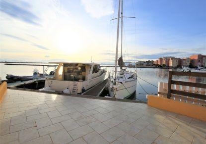 A vendre Appartement en marina Le Barcares   R�f 660302878 - Les professionnels de l'immobilier