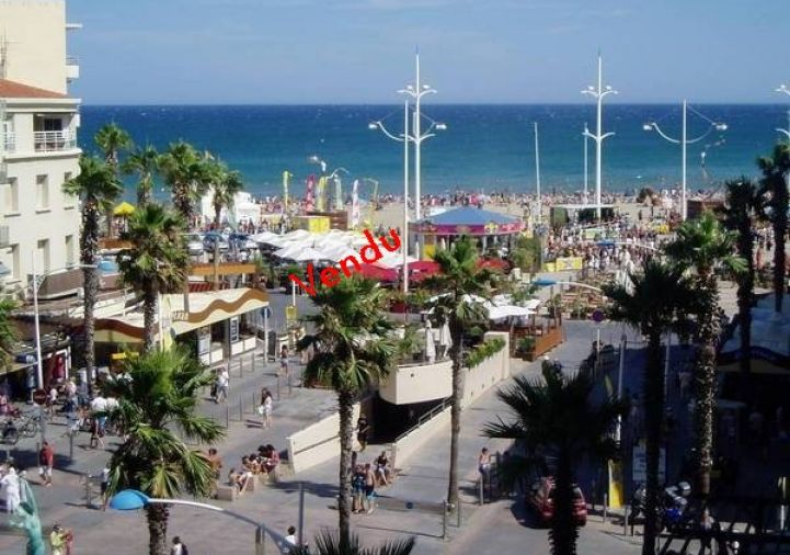 A vendre Local commercial Canet Plage | R�f 66032538 - France agence immobilier