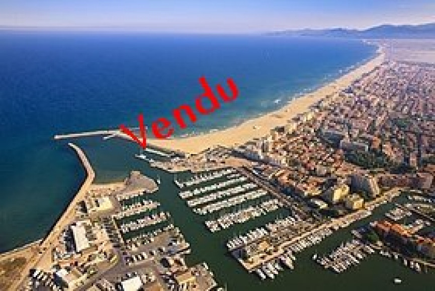 A vendre Canet Plage 66032538 France agence immobilier