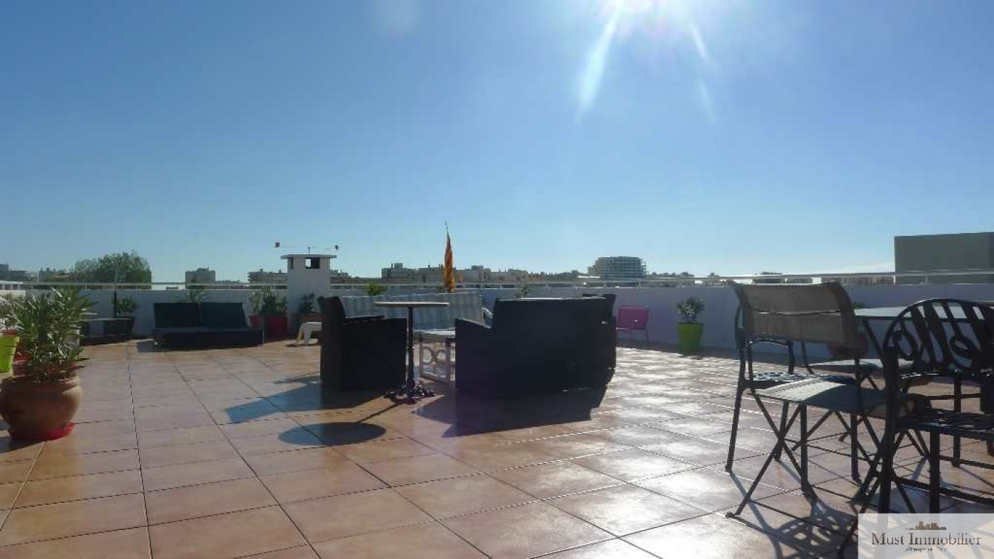 A vendre Canet Plage 660342287 Must immobilier