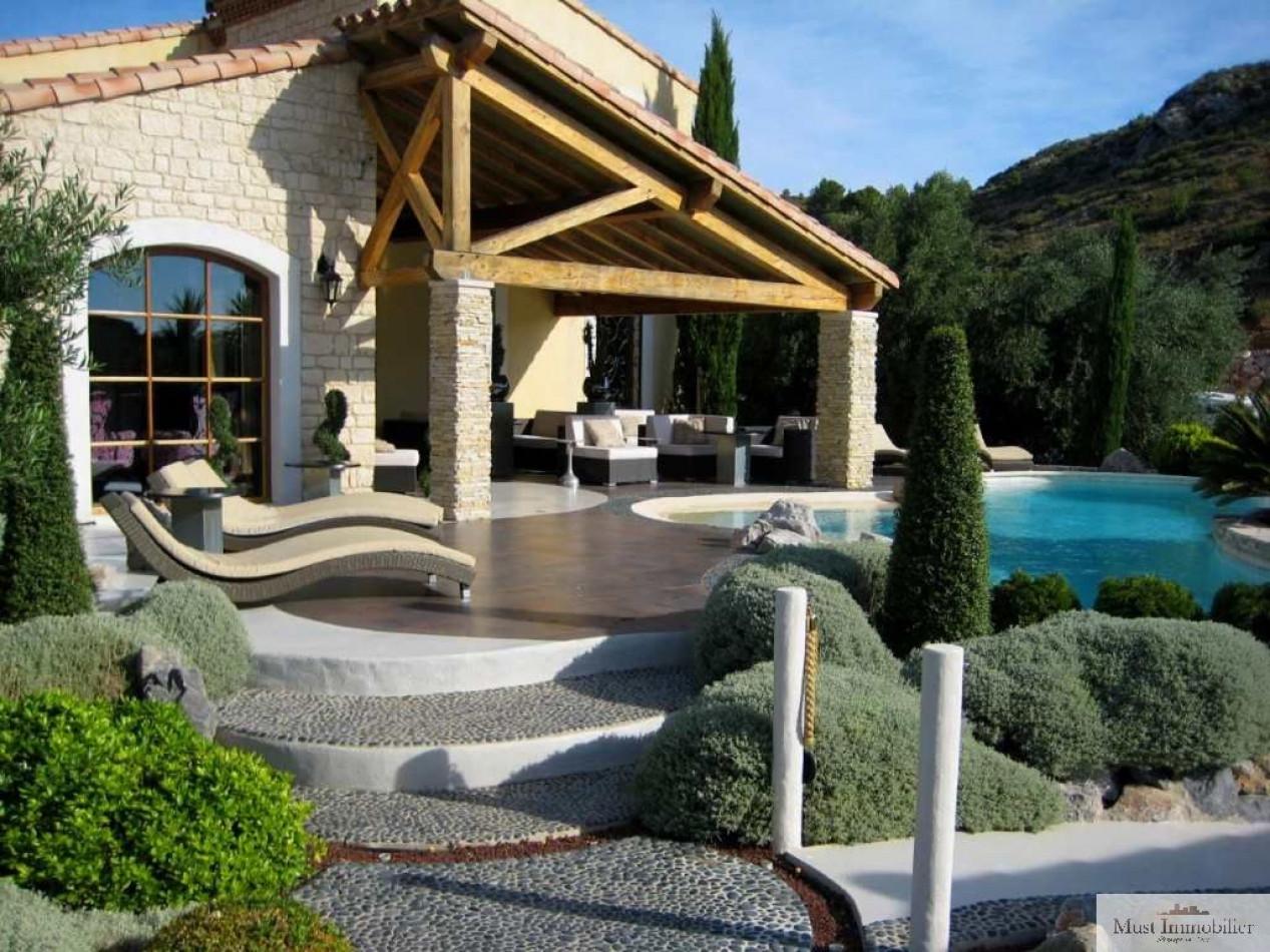villa d 39 architecte en vente perpignan must immobilier. Black Bedroom Furniture Sets. Home Design Ideas