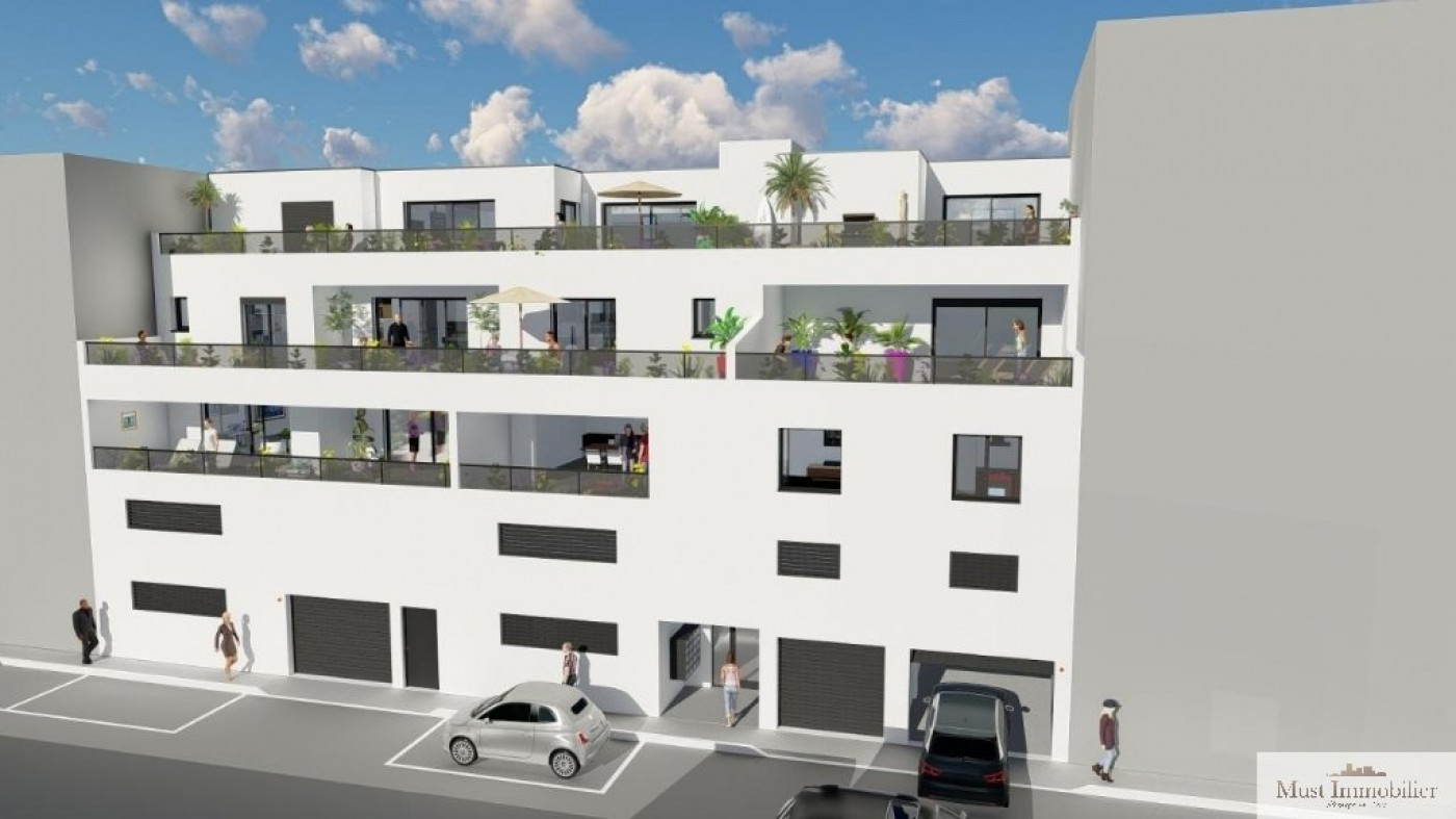 A vendre Canet Plage 660342645 Must immobilier