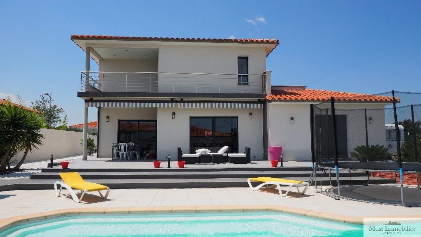 A vendre Pollestres 660342810 Must immobilier