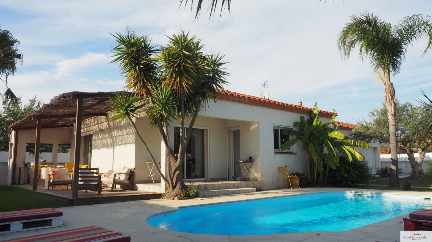 A vendre Toulouges 660342904 Must immobilier