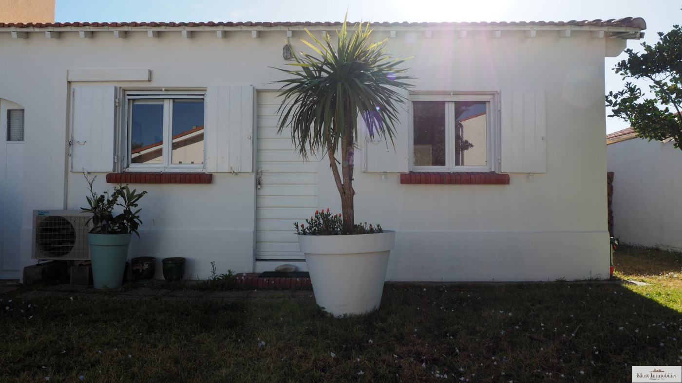 A vendre Canet Plage 660342975 Must immobilier