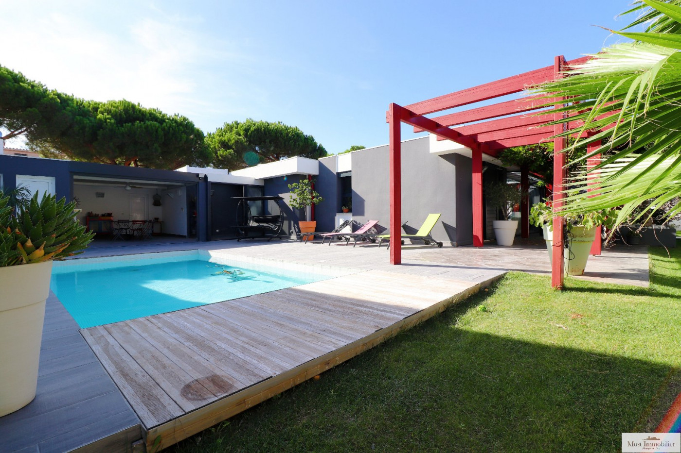 A vendre Canet Plage 660343066 Must immobilier