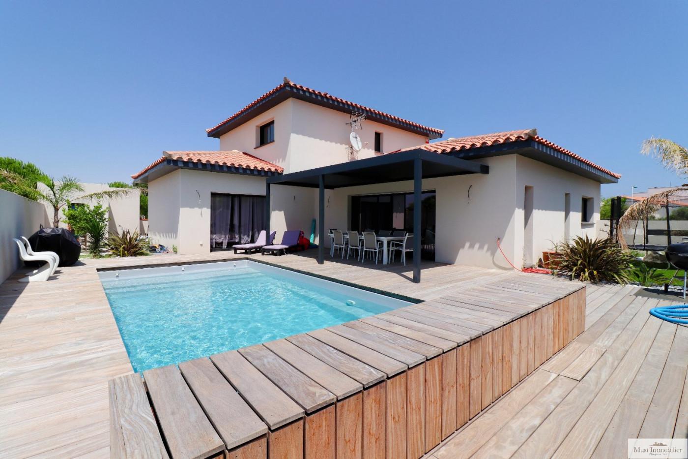 A vendre Saleilles 660343082 Must immobilier